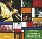 HOWARD UNIVERSITY JAZZ ENSEMBLE A Tribute to Donald Byrd album cover