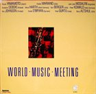 HOZAN YAMAMOTO World-Music-Meeting album cover