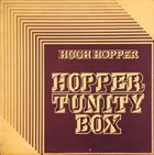 HUGH HOPPER Hopper Tunity Box album cover