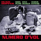 HUGH HOPPER Numero D'Vol (with Simon Picard, Steve Franklin, Charles Hayward) album cover