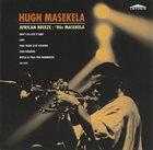 HUGH MASEKELA African Breeze 80's Masekela album cover
