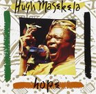 HUGH MASEKELA Hope album cover