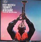 HUGH MASEKELA Trumpet Africaine album cover