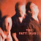 HUGO FATTORUSO Trío Fattoruso album cover