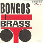 HUGO MONTENEGRO Bongos And Brass album cover
