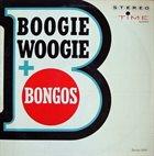 HUGO MONTENEGRO Boogie Woogie + Bongos album cover