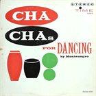 HUGO MONTENEGRO Cha Chas For Dancing album cover