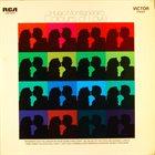 HUGO MONTENEGRO Colours Of Love album cover