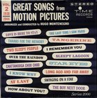 HUGO MONTENEGRO Great Songs From Motion Pictures Vol. 2 (1938 - 1944) album cover