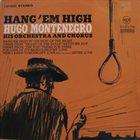 HUGO MONTENEGRO Hang 'Em High album cover