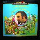 HUGO MONTENEGRO Hugo In Wonder-Land album cover