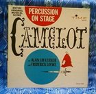 HUGO MONTENEGRO Music From Camelot album cover