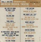 HUGO MONTENEGRO Overture, American Musical Theatre, Vol. 1 (1924 - 1935) album cover