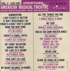HUGO MONTENEGRO Overture, American Musical Theatre, Vol. 2 (1935 - 1945) album cover