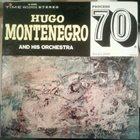 HUGO MONTENEGRO Process 70 album cover