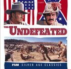 HUGO MONTENEGRO The Undefeated / Hombre (Original Motion Picture Soundtracks) album cover