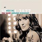 IDA SAND Meet Me Around Midnight album cover