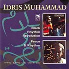 IDRIS MUHAMMAD Black Rhythm Revolution / Peace & Rhythm (aka Legends Of Acid Jazz) album cover