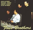 IGOR BUTMAN Four Brothers album cover