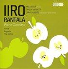 IIRO RANTALA Piano Concerto album cover