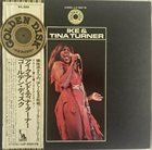 IKE AND TINA TURNER Golden Disk Series album cover
