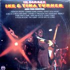 IKE AND TINA TURNER In Person album cover