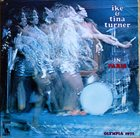 IKE AND TINA TURNER Live In Paris - Olympia 1971 album cover