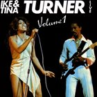 IKE AND TINA TURNER Live Volume 1 album cover