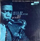 IKE QUEBEC Blue and Sentimental Album Cover