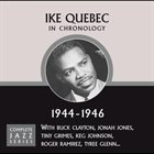 IKE QUEBEC In Chronology - 1944-1964 album cover