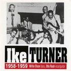 IKE TURNER Ike Turner 1958-1959 album cover