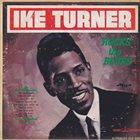IKE TURNER Rocks The Blues album cover