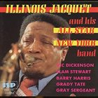 ILLINOIS JACQUET Illinois Jacquet And His All Star New York Band album cover