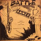 ILLINOIS JACQUET Illinois Jacquet / Lester Young : Battle Of The Saxes album cover