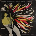 ILLINOIS JACQUET Jam Session With Illinois Jacquet  (aka Illinois Jacquet) album cover