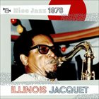 ILLINOIS JACQUET Nice Jazz 1978 album cover