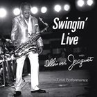 ILLINOIS JACQUET Swingin' Live With Illinois Jacquet: His Final Performance album cover