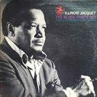 ILLINOIS JACQUET The Blues: That's Me! album cover