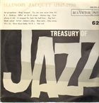 ILLINOIS JACQUET Treasury Of Jazz N°62 album cover