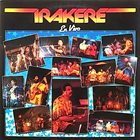 IRAKERE En Vivo album cover