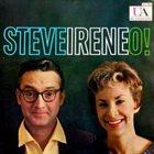 IRENE KRAL STEVEIRENO! (with Steve Allen) album cover