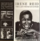 IRENE REID The Lady from Savannah album cover