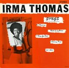 IRMA THOMAS Sings album cover