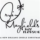 IRVIN MAYFIELD A New Orleans Creole Christmas album cover