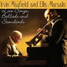 IRVIN MAYFIELD Love Songs, Ballads and Standards album cover