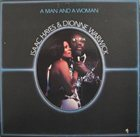 ISAAC HAYES A Man And A Woman (with Dionne Warwick) album cover