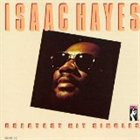 ISAAC HAYES Greatest Hit Singles album cover