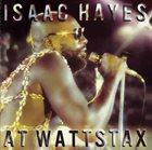 ISAAC HAYES Isaac Hayes at Wattstax album cover
