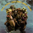 ISAAC HAYES Juicy Fruit (Disco Freak) album cover