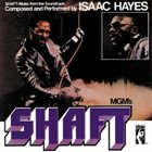 ISAAC HAYES Shaft Album Cover